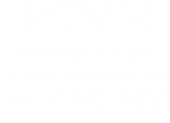 Five Botanicals & the Fine Art of Alchemy