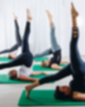 ladies pilates retreat class on the sunshine coast, queensland, australia