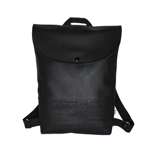"Classic Backpack ""all black"""