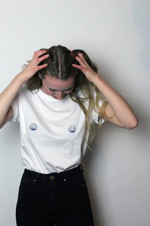 """Shells T-Shirt """"white"""""""
