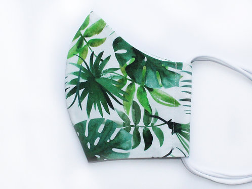 Leaves Maske