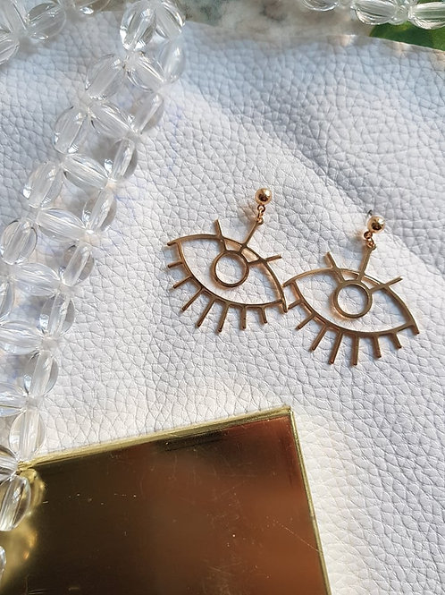 Eyes Earrings
