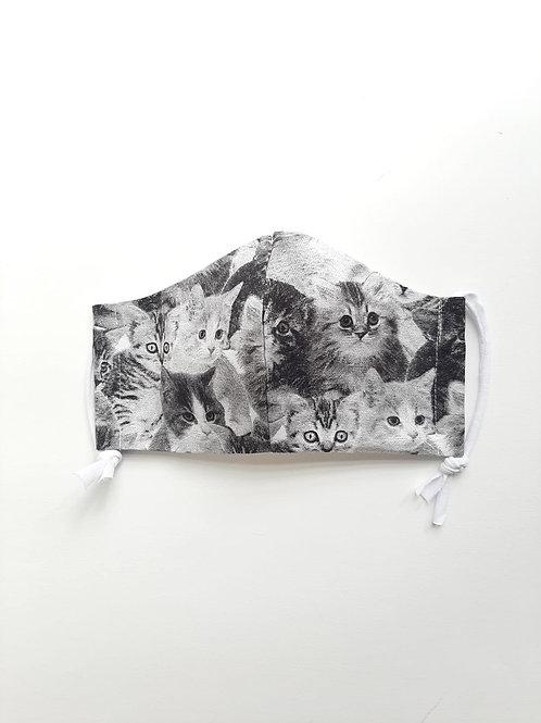 Kitten Maske