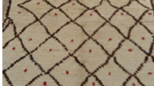 Rug,100% wool, vintage