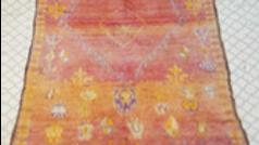 MR Mrirt rug, 100 % wool, vintage colored
