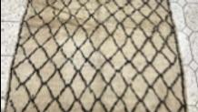 MR AZILAL,100% wool, vintage