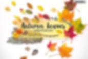Autumn Clipart Collection 2019