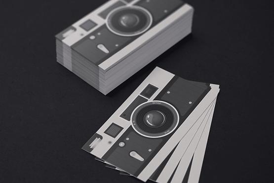 40+ Best Photographу Business Cards 2020