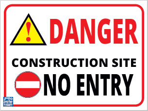__BQ3  סכנה כאן בונים אנגלית