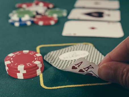 WPFC Annual Poker Night - 19th May 2018