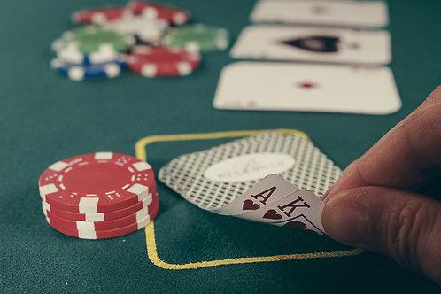 Poker Night Buy-in