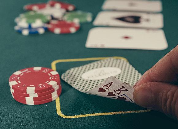 Poker Tournament - Donation Per Person