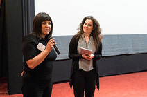 Q&A with the director Malika Zairi