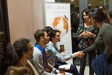 Greeks and International directors meet up