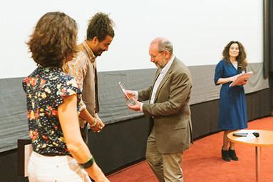 Faical Ben, Audience Award Winner of 2019