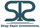 Logo Shay Sapir Investments blanc.png