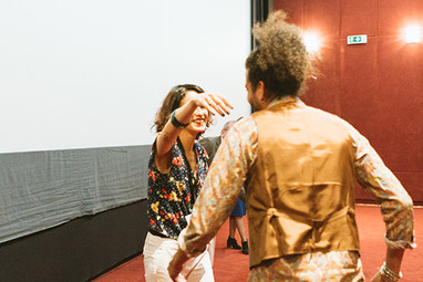 Faical Ben, Audience Award Winner of 2019