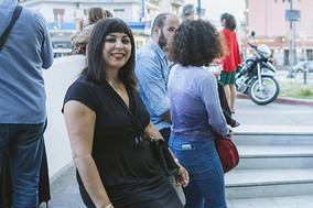 Malika Zairi director of the Film Assia