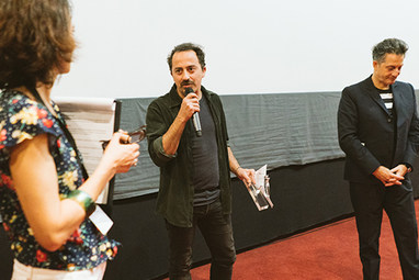 Giorgos Danopoulos Jury Award Winner of 2019