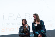 Q&A with the director Nathalie Thomas and the cinematographer Marie Claire Thomas