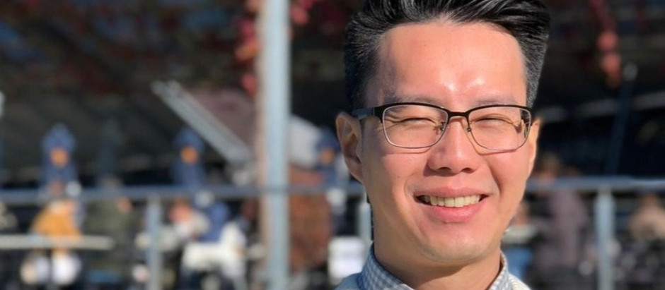 Interview with our COO, Desmond Hoo