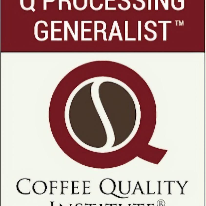 THE CQI - Quality Processing - Generalist Level 1