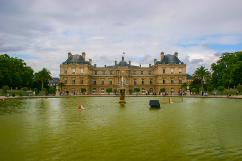 Model Sailboats at Jardin du Luxembourg
