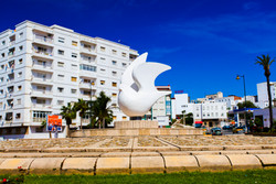 """Tetouan The City of the White Dove"""" الحمامة البيضاء"""