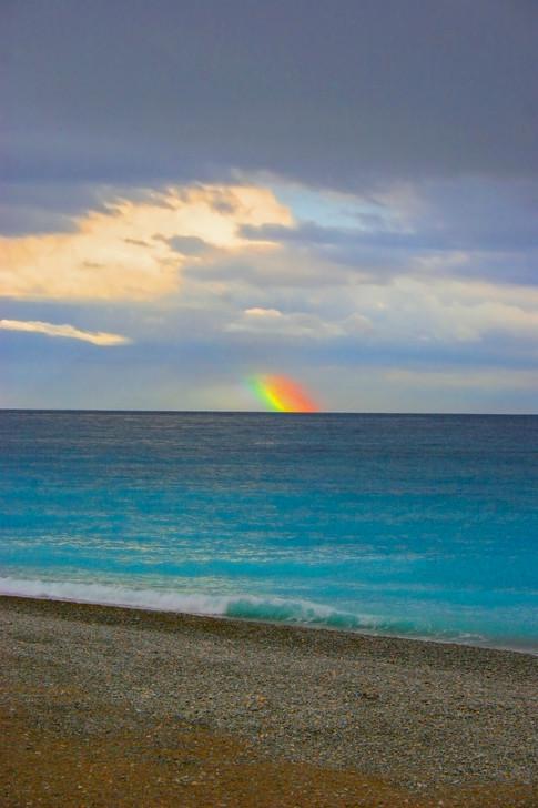 Mediterranean Rainbow; Nice