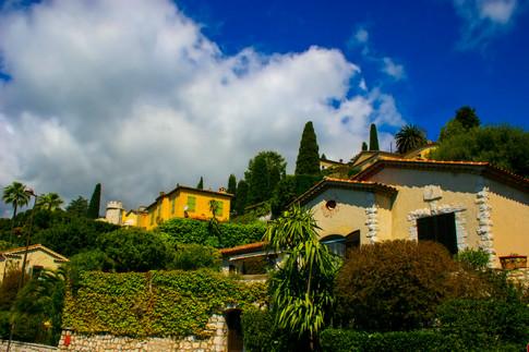 Saint-Paul-de-Vence; Avignon