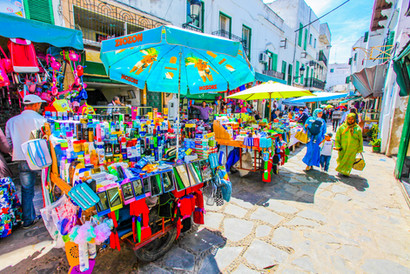 Street Shopping, Tetouan