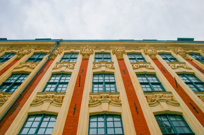 Flemish and French Architecture