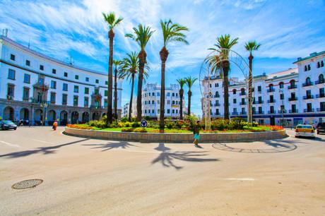 Boulevard Mohammed V, Tetouan