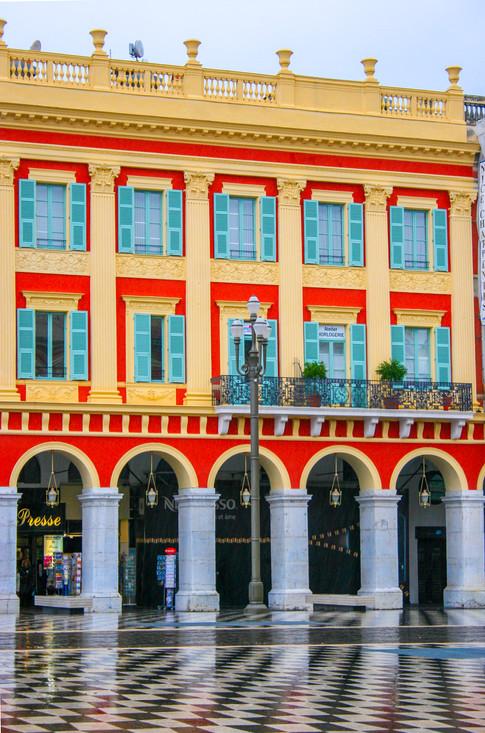 Place Massena; Nice