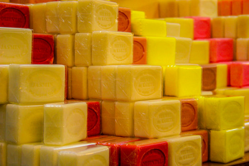French Soap Yellows