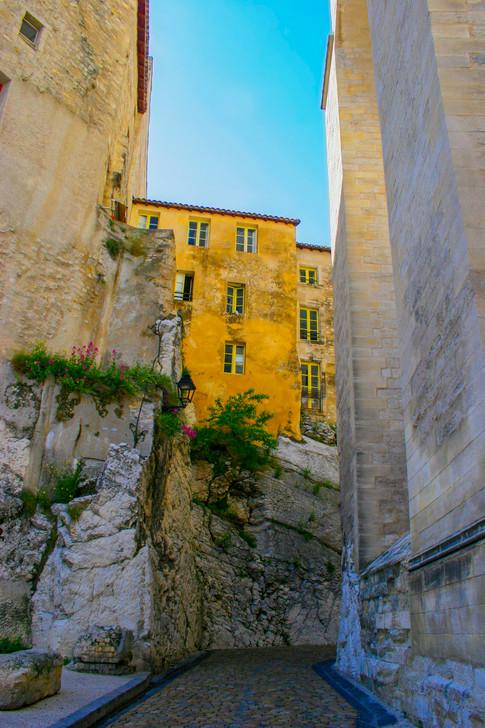 Rue de la Peyrolerie; Avignon