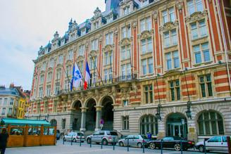Chambre De Commerce, Lille