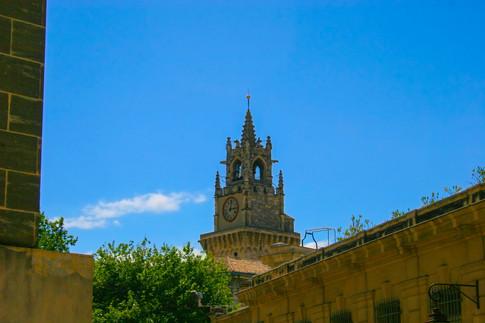 Palais des Papes Cathédrale Notre Dame des Domes; Avignon
