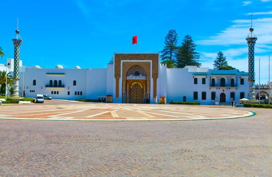 Palace Hassan II, Tetouan