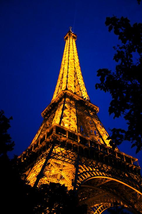 Eiffel Magic Hour
