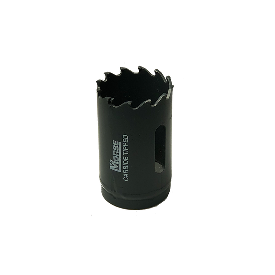 """1-3/8"""" Carbide Tipped Hole Saw (Performs 1-1/2"""" Taps)"""