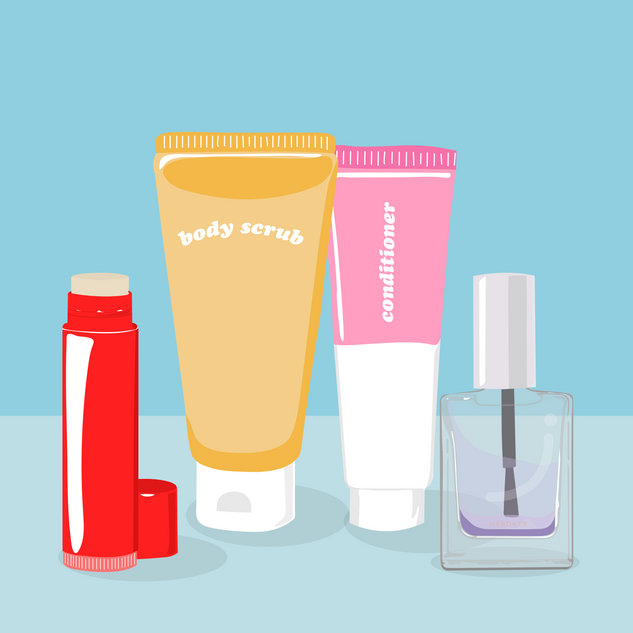 Basic beauty treatments if you're not th