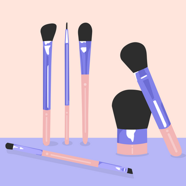 Make up brushes 101- what they're all fo