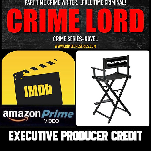 """EXECUTIVE PRODUCER"" CREDIT"