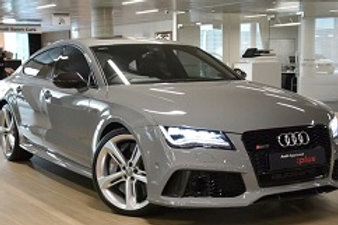 RS7 560hp 2013-