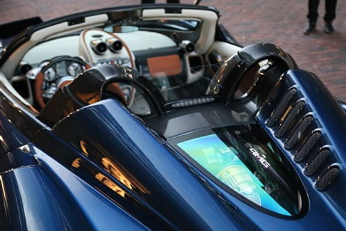 Huayra Roadster 6.0