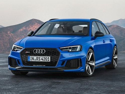 RS4 450hp 2017-