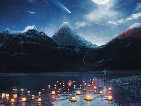 Message de cette Pleine Lune du 28.01.21