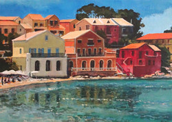 Assos in the summer July 2020