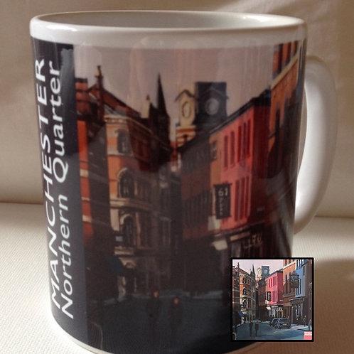 Mug: Thomas St in Manchester's NQ